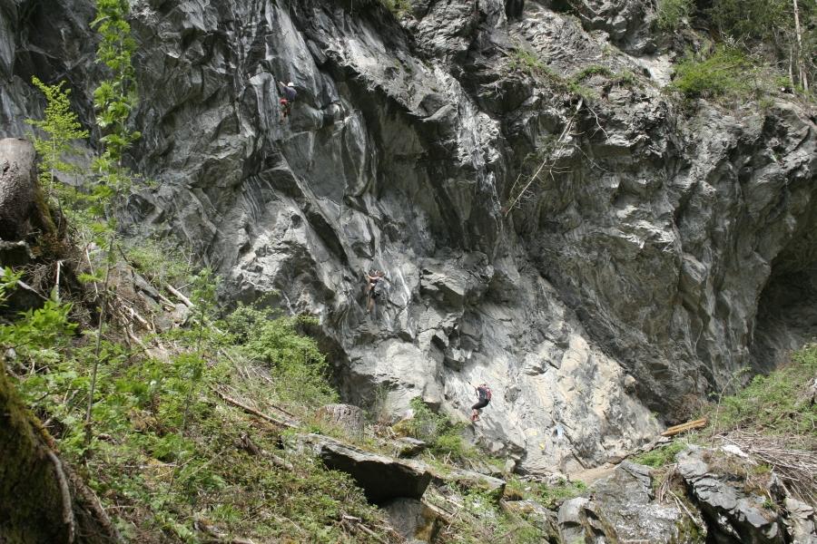 Klettersteig Zimmereben : Csaba.at klettersteigguide tirol 16 klettersteig zimmereben