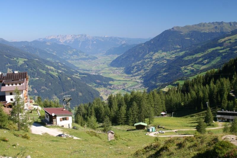 Klettersteig Gerlossteinwand : Klettersteig gerlosstein mountain sports zillertal