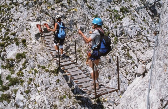 Klettersteig Innsbruck Umgebung : Klettersteig auswahl