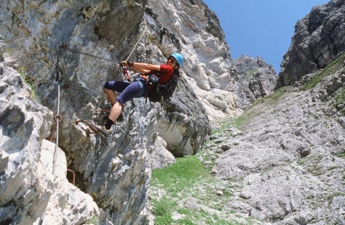 Klettersteig Wien : Klettersteige für anfänger in den alpen bergwelten
