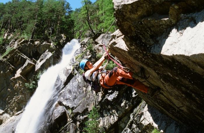 Klettersteig Lehner Wasserfall : Csaba.at klettersteigguide tirol 54 jubiläums klettersteig